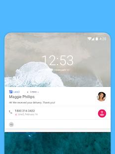 Line2 - Second Phone Number 5.3 Screenshots 7