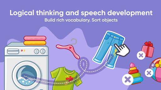 Brainy Kids: educational games for 2-3 year olds Apkfinish screenshots 8