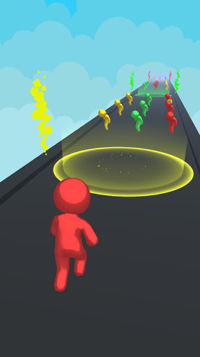 Join Color Clash 3D - Giant Run Race Crowd Games 0.5 screenshots 24