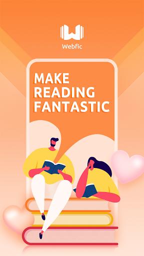 Webfic - Make Reading Fantastic modavailable screenshots 1