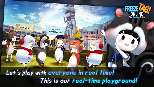 FreezeTag Online : Realtime Battle 4.06 screenshots 9