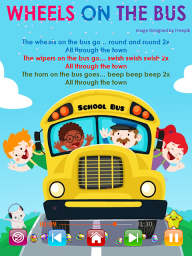 Kids Songs - Offline Nursery Rhymes & Baby Songs  screenshots 8