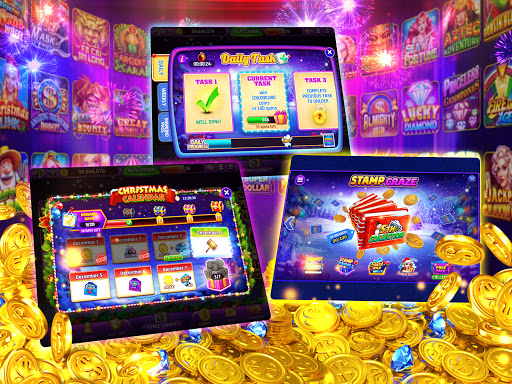 Golden Casino: Free Slot Machines & Casino Games  screenshots 16