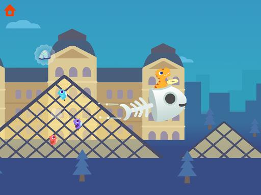Dinosaur Plane - Plane piloting game for kids 1.1.0 screenshots 11