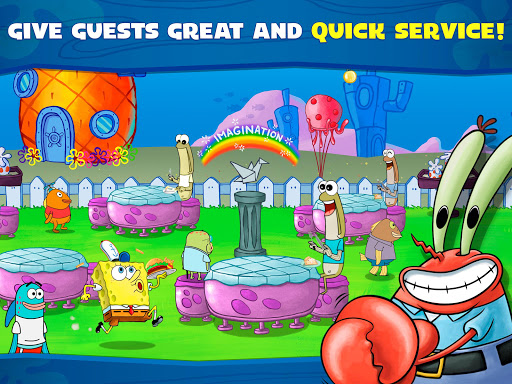 SpongeBob: Krusty Cook-Off 1.0.24 screenshots 11