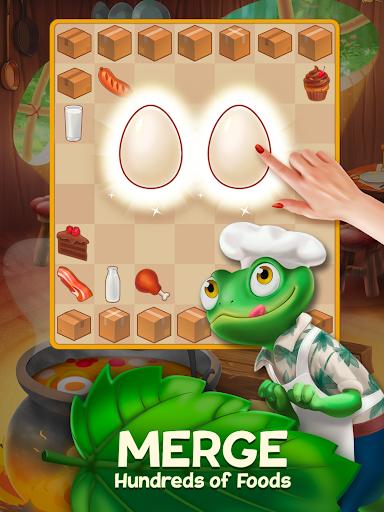 Merge Inn - Tasty Match Puzzle Game  screenshots 12