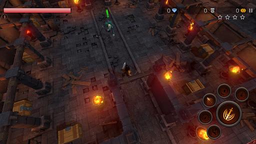 Action RPG Offline - Dungeon Mania 32 screenshots 13