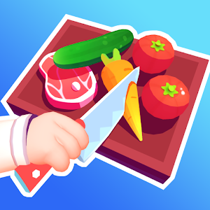 The Cook  3D Cooking Game