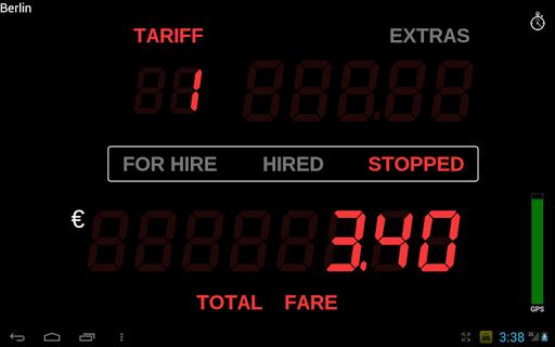 Taximeter  screenshots 9