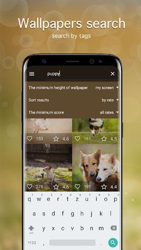 Dog Wallpapers & Puppy Backgrounds 5.2.0 screenshots 2