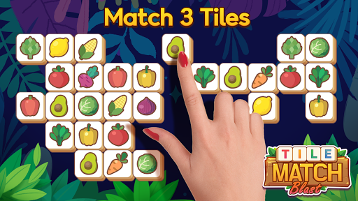 Tile Match Blast - New Block Puzzle 1.0.8 screenshots 6