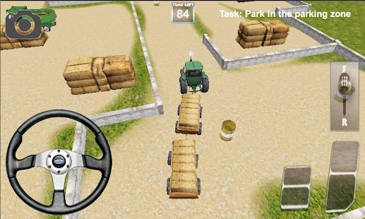 Tractor Farming Simulator screenshots 4
