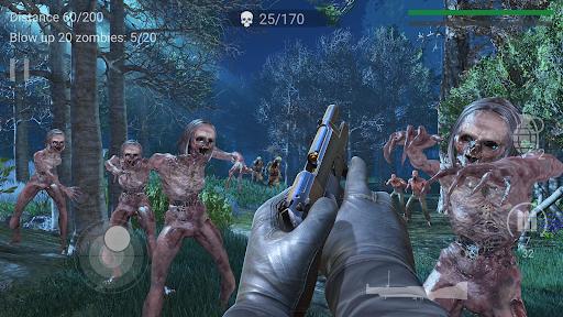 Télécharger Zombeast: Survival Zombie Shooter APK MOD (Astuce) screenshots 2