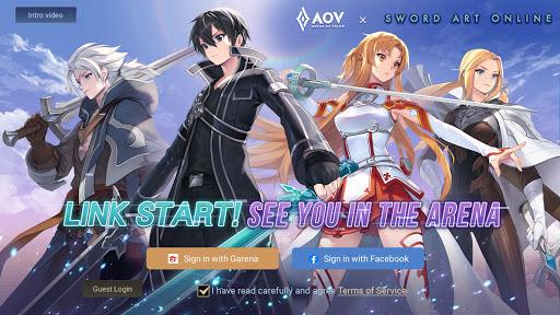 Garena AOV: Link Start 1.36.1.11 screenshots 1