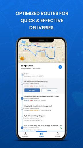 Zeo Route Planner - Fast Multi Stop Optimization 6.8 Screenshots 2