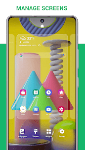 A Launcher 2021 – Launcher for Galaxy A style 5