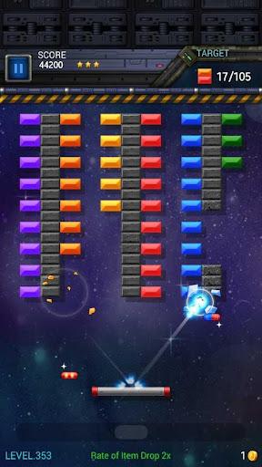 Brick Breaker Star: Space King 2.9 Screenshots 4