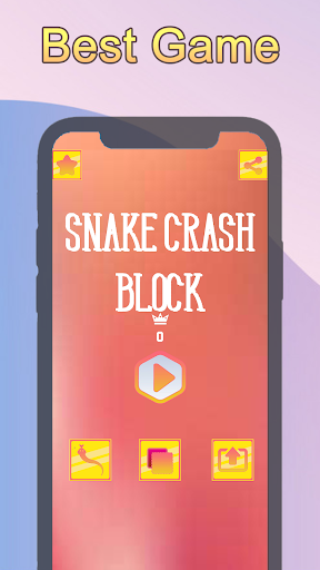 Snake Crash Block 2.0 screenshots 1