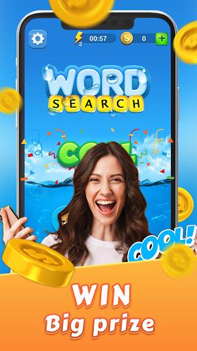 Word Search 2021:Lucky Quest  screenshots 1