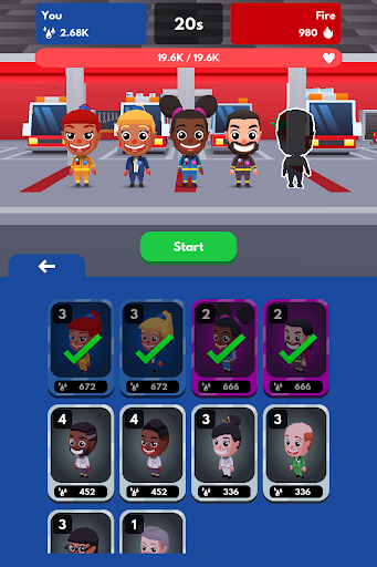 Idle Firefighter Tycoon - Fire Emergency Manager 0.14 screenshots 13