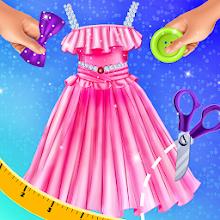 Fashion Tailor Dress Shop: Clothes Maker icon