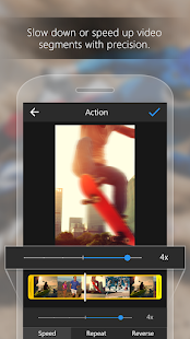 ActionDirector - Video Editor, Video Editing Tool Screenshot