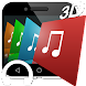 iSense Music - 3D Music Player - Androidアプリ
