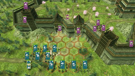 Shogun's Empire: Hex Commander Mod Apk 1.9.1 (Unlimited Gold/Rice/Honors) 2