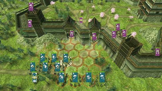 Shogun's Empire: Hex Commander 1.9 Screenshots 2