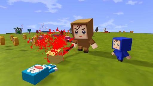 Craft Smashers io - Imposter multicraft battle apktreat screenshots 2