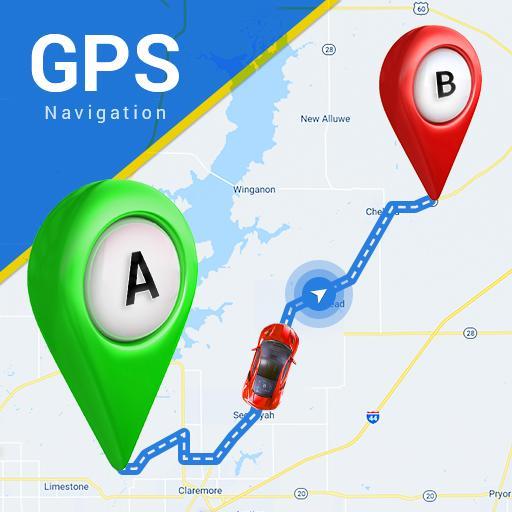 GPS, Offline Maps, Navigation & Directions