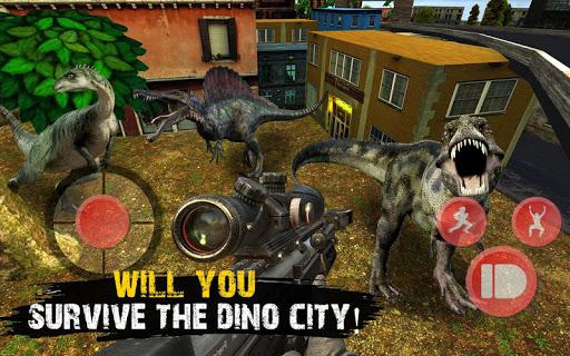 Best Dinosaur Shooting Games: Dino Hunt Shelter  screenshots 8