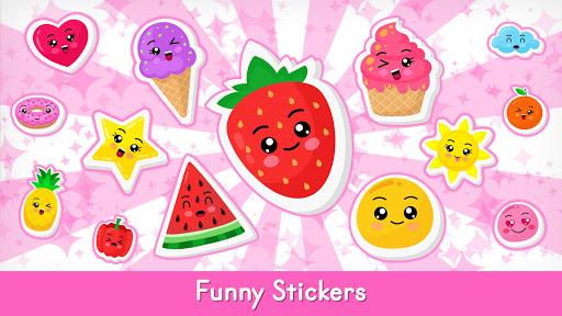 Coloring Games for Kids -Tashi apkpoly screenshots 14