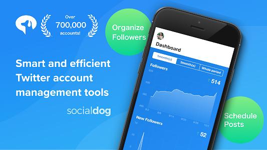 SocialDog for Twitter 3.0.5