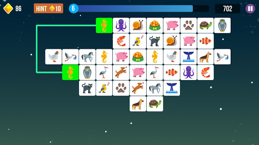 Pet Connect Puzzle - Animals Pair Match Relax Game 4.5.8 screenshots 5