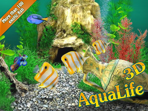 AquaLife 3D filehippodl screenshot 9
