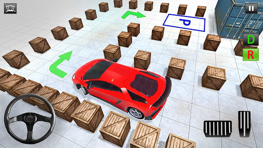 Car Parking eLegend: Parking Car Games for Kids 1.3.7 screenshots 1