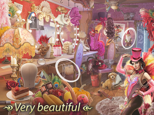 Secrets of Paris: Hidden Objects Game apkpoly screenshots 11
