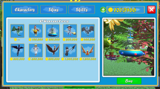 Free Fly 2.01 screenshots 5