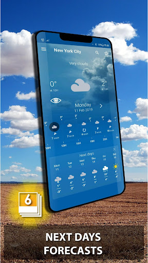 My Weather App 7.2.0 Screenshots 1