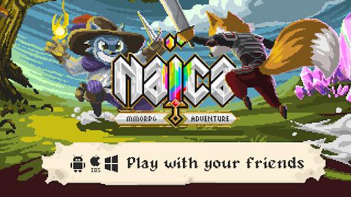 Naica Online - 2D MMORPG  screenshots 1