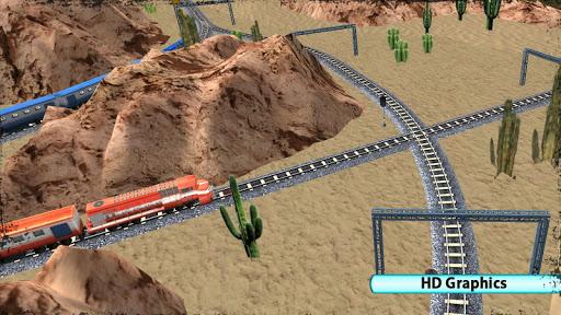 Train Racing Simulator Challenge Apkfinish screenshots 5