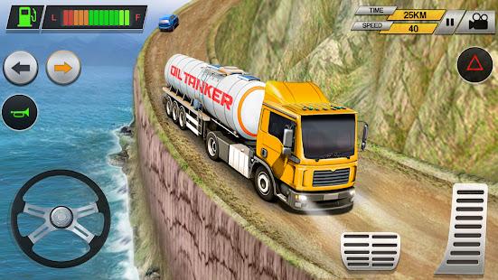 Truck Simulator - Truck Games 2.3 Screenshots 1