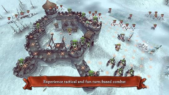 Hex Commander: Fantasy Heroes Mod Apk 5.1.1 (Unlimited Currency + Unlocked Race) 3