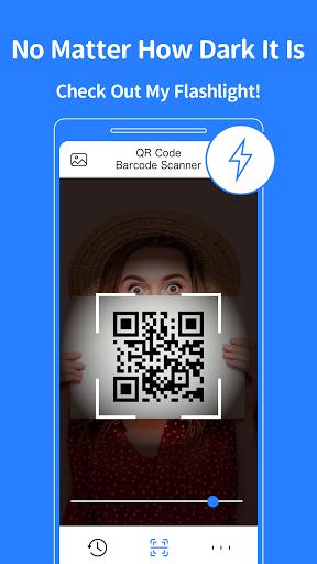 Free QR Code Barcode Scanner - English screenshot 5