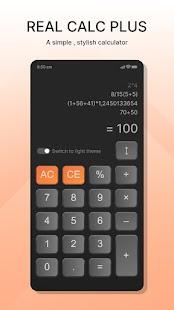 Calculator Pro - Scientific Equation Solver 2020 Screenshot