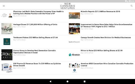 New Cannabis Ventures 2.5 screenshots 10