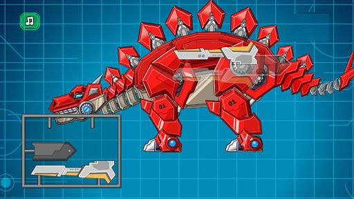 Assemble Robot War Stegosaurus 3.5 screenshots 2