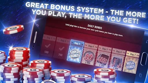 Poker Texas Holdem Live Pro  Screenshots 19