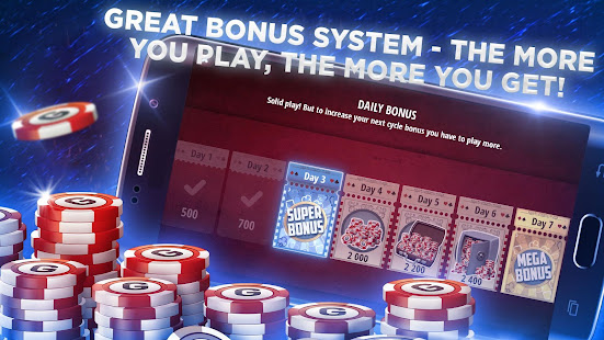 Poker Texas Holdem Live Pro 7.1.1 APK screenshots 12